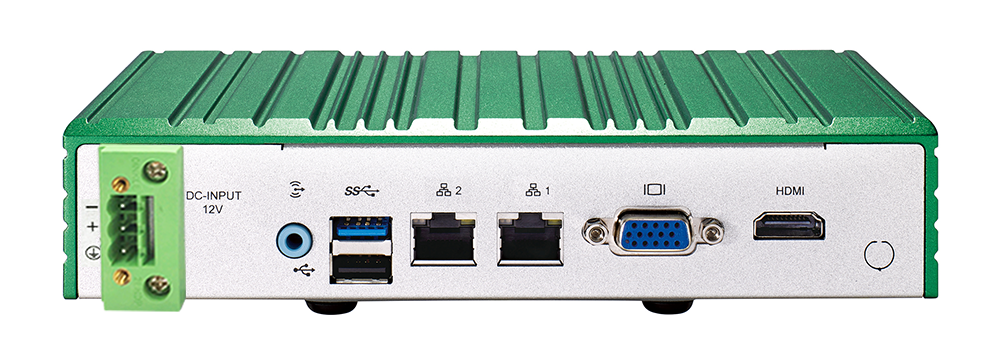 Fanless,  Intel® Bay Trail